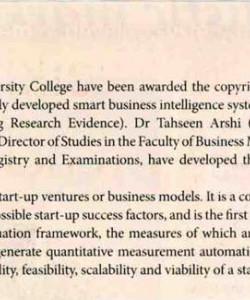 Smart Business Intelligence System