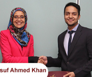 Yousuf Ahmed Khan