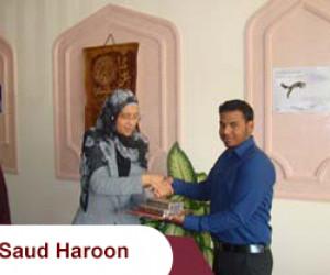 Saud Haroon