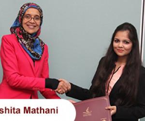 Ishita Mathani