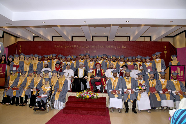 Graduation Ceremony 2016