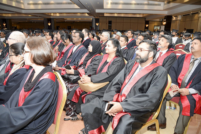 Graduation Ceremony 2018